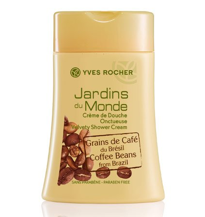Yves Rocher - Duschcreme Kaffee-Bohne aus Brasilien 200 ml: Lassen Sie sich verwöhnen, von dem intensiven Aroma gerösteter Kaffee-Bohnen. thumbnail