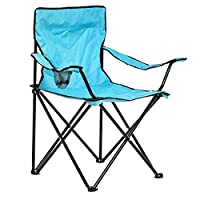 Folding Chair for Outdoor Picnic Camping Garden Beach 50x50x80cm - Y1101X025