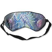 Scorpio Constellation Artistic Illustration Sleep Eyes Masks - Comfortable Sleeping Mask Eye Cover For Travelling... preisvergleich bei billige-tabletten.eu