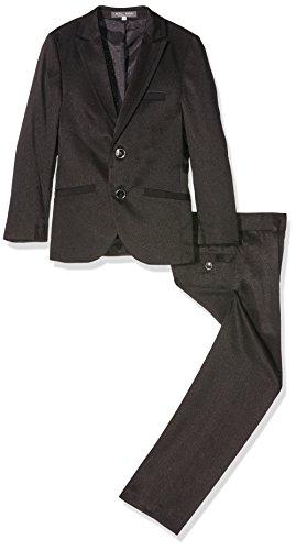 G.O.L. Jungen Anzug, Slimfit, Schwarz (Black 2), 176