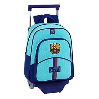 41cIwtNo%2BsL. SS324  - Safta Mochila con Ruedas pequeña FC Barcelona