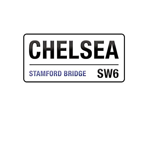Supertogether Chelsea Wall Sticker - Stamford Bridge Childrens Bedroom Decal