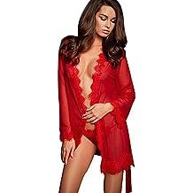 Amazon.es  ropa interior para dormir de mujer - Sannysis 6c676d8051df