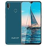 CUBOT R15 Pro Smartphone Economici in Offerta (2019) 4G Android 9.0 6.26 Pollici 3GB RAM 32GB ROM, MTK6761 Quad-Core Telefono Cellulari, Telecamera 16MP+2MP+13MP, Batteria 3000mAh,Dual SIM,Face Unlock