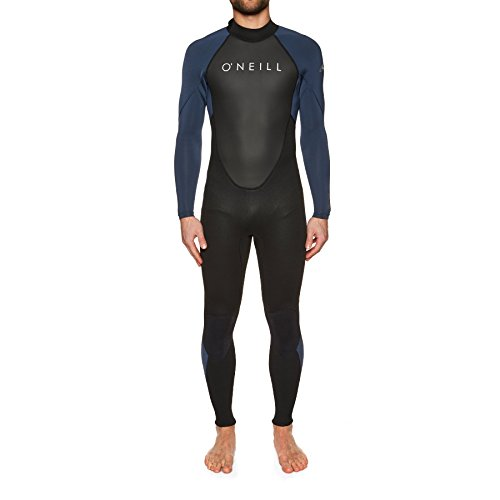 II 3/2mm Back Zip Wetsuit Black/Slate 5040 Wetsuit Sizes - XLarge ()