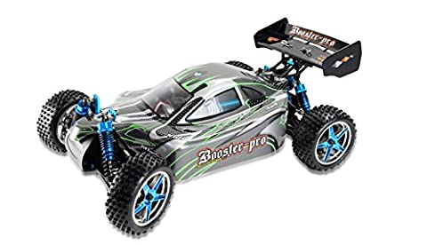 Amewi 22033 - Buggy Booster Pro Brushless M 1:10, 2.4 GHz, 4WD