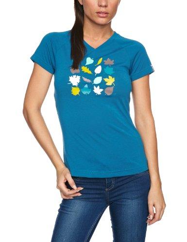 Berghaus Leafy T-shirt pour femme Bleu - Berlin Blue