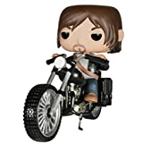 Funko - Estatuilla - Walking Dead - 12cm Pop Chopper de Daryl Dixon - 0849803047139