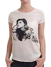 Maison Scotch T-shirt pour femme–1324–07.51813–Dessin C