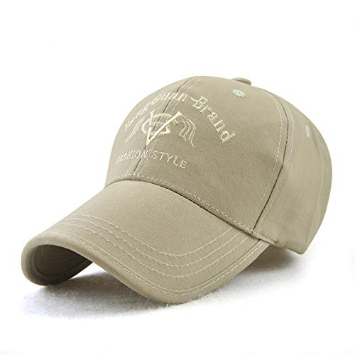 nisex ausgestattet Hüte Outdoor-Hut für Männer Frauen Baumwolle Brief Casual Caps,A1 ()