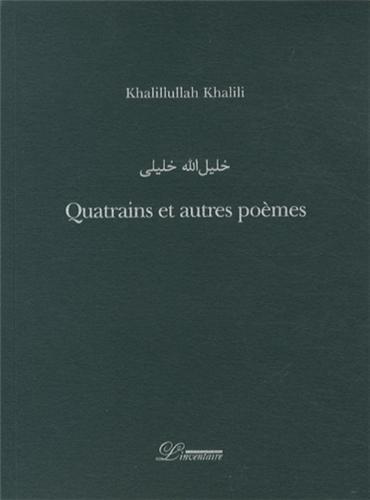 Quatrains et autres poèmes