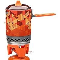 Fire de Maple–Cocina para acampada Sistema Cooking Sistema eléctrica Juego X2