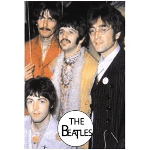 The Beatles imán