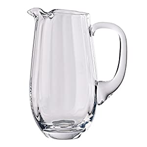 Villeroy & Boch Artesano Original Glass Jug, 1.5 l, Crystal Glass, Transparent