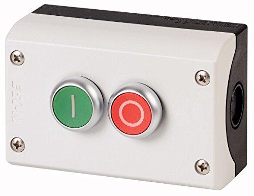 Eaton 216529 Drucktaster, 2 Schließer + 2 Öffner, Aufbau