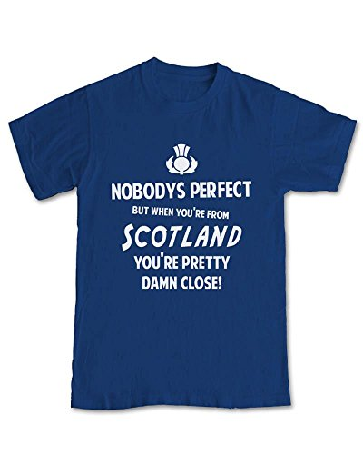 Shaw Tshirts When You're From Scotland British Humour T-Shirt