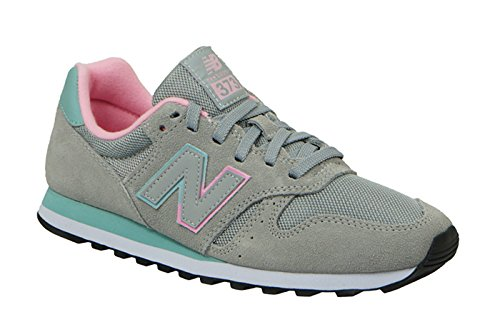 New Balance Wl373si, Sneakers basses femme Gris