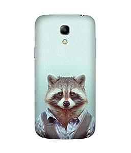 Animal Portrait 3 Samsung Galaxy S4 Mini Case