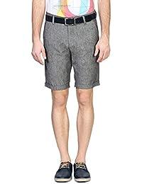 Allen Solly Grey Shorts