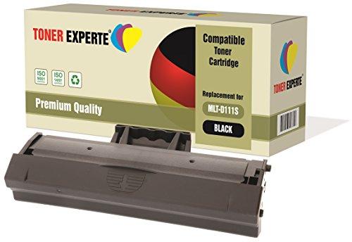 Toner experte® mlt-d111s toner compatibile per samsung xpress sl-m2020, m2020w, m2021, m2021w, m2022, m2022w, m2026, m2026w, m2070, m2070w, m2070fw, m2070f, m2071, m2071w, m2071fh, m2078, m2078w