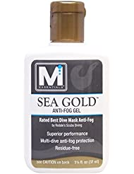 Sea Gold Defog 1-1/4 oz for Scuba Divers and Snorkelers