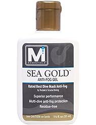 Caractersticas de McNett Sea oro defogue 1-1/4 oz para buceo y esnorquel