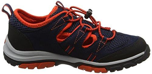 Timberland Unisex-Kinder Zip Trail Fishermanblack Sneakers Mehrfarbig (Black Iris)