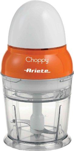 Ariete 1836 - Licuadora multifunción, 160 W, color blanco y naranja