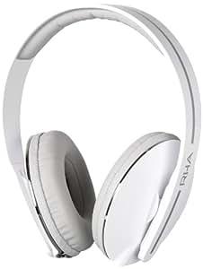 RHA CA200 Over Ear Headphones - White