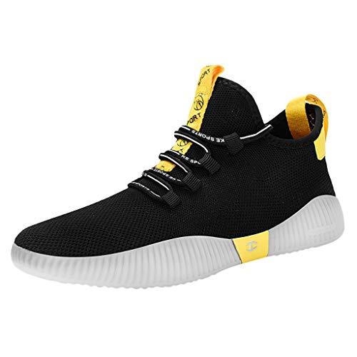 n Sportschuhe Atmungsaktiv Leichtgewicht Laufschuhe rutschfeste Dämpfung Turnschuhe Ultra-Light Touristische Schuhe Sneaker Trainers Schuhe ()