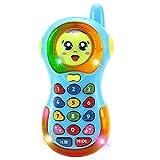 gfjfghfjfh Elektronisches Spielzeug Telefon-Kind-Handy-Mobiltelefon-Telefon Educational Lernspielzeug Musik-Baby-Baby-Telefon-Geschenk