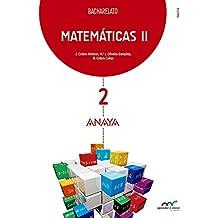 Matemáticas II. (Aprender é crecer en conexión) [Comunidad de Galicia] - 9788469813515