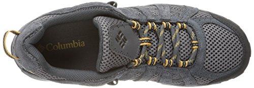 Columbia Redmond, Chaussures de Randonnée Basses Homme Gris (051)