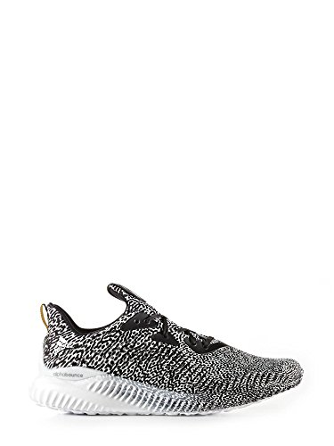 adidas Uomo Alphabounce M Aramis scarpe da corsa nero Size: 40 2/3