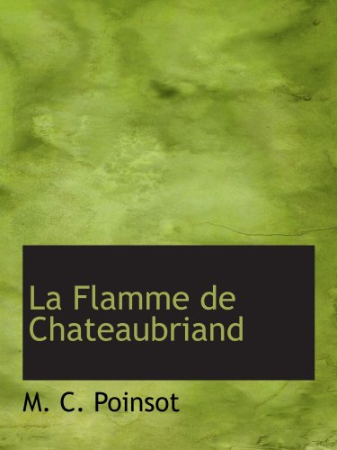 La Flamme de Chateaubriand