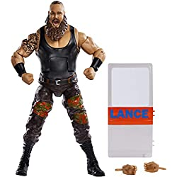WWE Elite Top Picks Limited Edition Braun Strowman Action Figure Wrestling