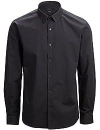 Selected Herren Businesshemd - Slim Fit - Langarm Hemd - 3 Farben