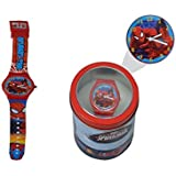 Character Spiderman ''Wall Crawler'' Wrist Watch For Kids