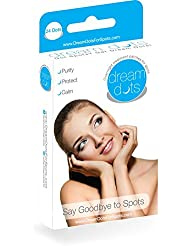 Dream Dots for Spots - Overnight Acne Skin Treatment Patch (Traitement De L'Acné) 24 Patches Per Box
