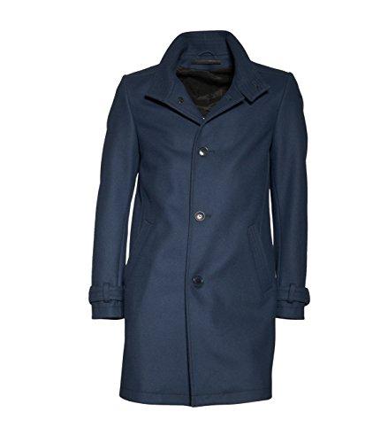 drykorn herren mantel Drykorn Herren Wollmantel Onnex in Blau 32 Navy 98