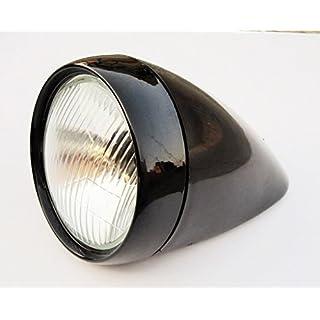 Vordere Stirnlampe komplett für TUK-TUK Bajaj Auto rikscha Zwei takt 12V- 17000201