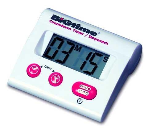 TFA 38.2008temporizador electrónico cronómetro–Ideal