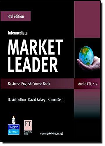 Intermediate Market Leader Course Book