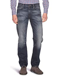 Levi's 504 Regular Straight Fit, Jeans Homme