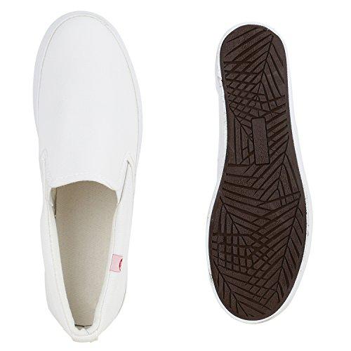 ... Damen Slip-ons Glitzer Plateau Slipper Metallic Trend Schuhe   Gr. 36-41 1a6c56617e