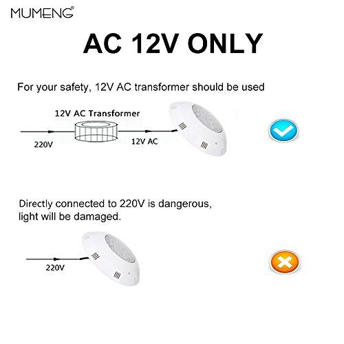 Iluminacin-de-Estanques-y-Piscinas-Luz-de-Piscina-Sumergible-Resistente-al-Agua-Proyector-RGB-Sumergido-Luz-Subacutica-LED-Multicolor-24W-AC-12V-IP68-Cambio-de-Color-a-Travs-de-Mando-a-Distancia