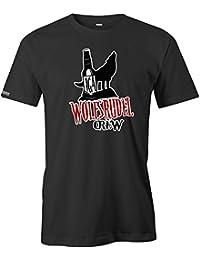 JGA Wolfsrudel Crew - Herren T-Shirt