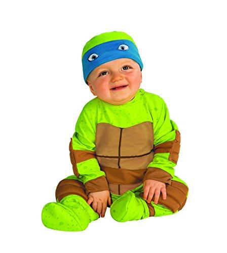 Ninja Turtle Kostüm-Baby (Baby Kostüme Turtle Ninja)