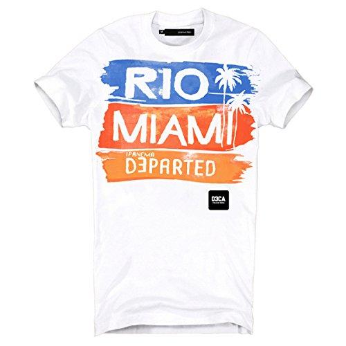 "DEPARTED Fashion Shirt ""3428-020"" Weiß2"