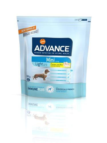 Advance veterinary - Pienso para Perros Adultos Mini Advance Light Pol